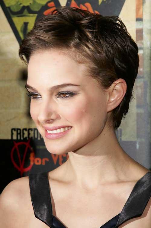 Natalie Portman Pixie Cut-14