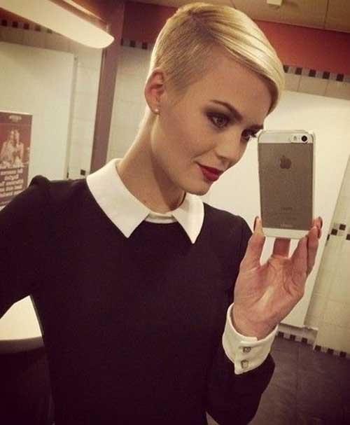 14.Pixie Haircut for Fine Hair