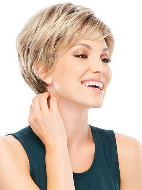 Short Hair Styles for Girls-14