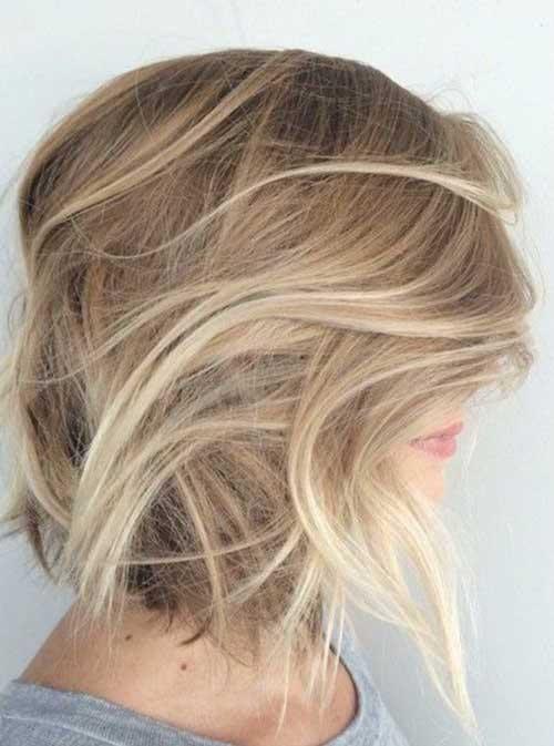 14.Short Haircut for Women 2016