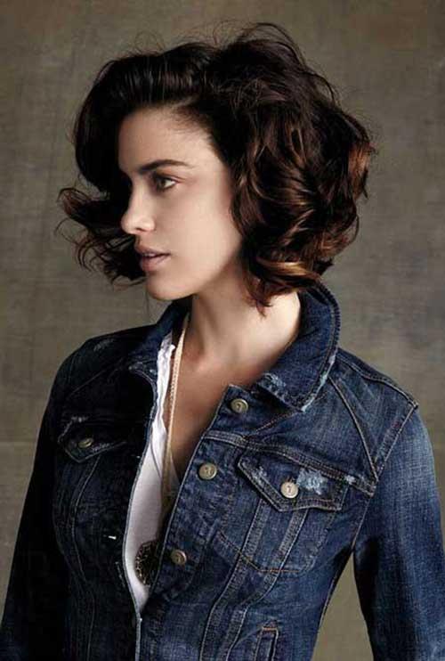20 Good Brown Short Haircuts Short Hairstyles Amp Haircuts