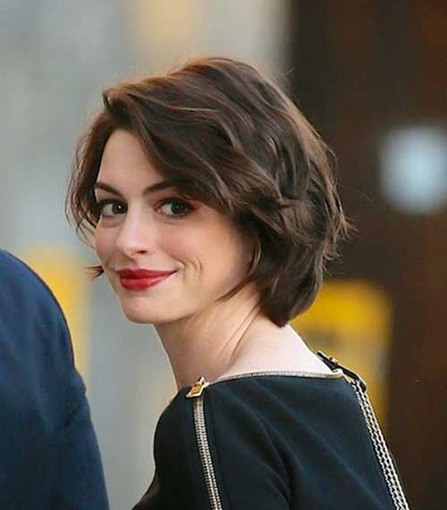 Short Brunette Haircuts 2015-15