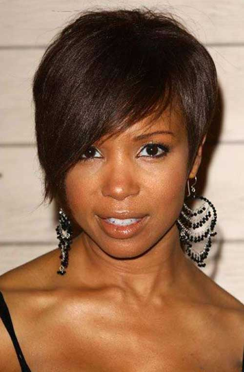 Short Haircuts for Black Women 2015-15