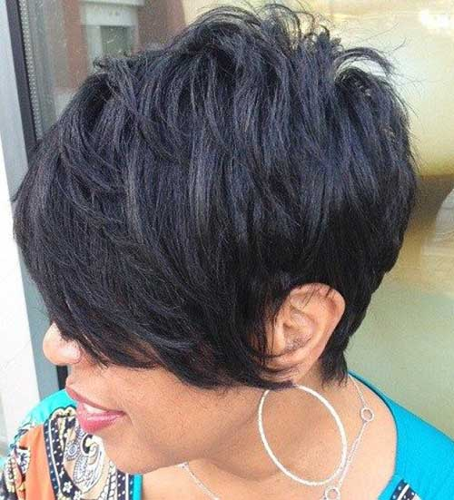 Black Women Short Hairstyles 2015-16