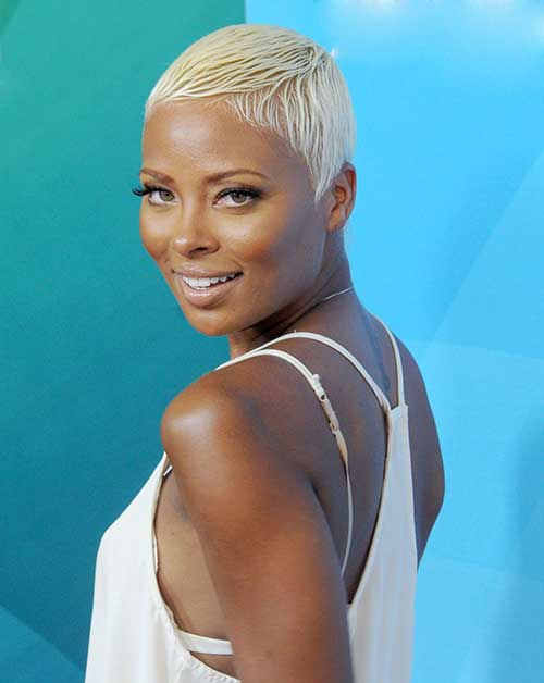 16.Pixie Hairstyle for Black Women