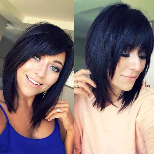 Short Brunette Haircuts 2015-16