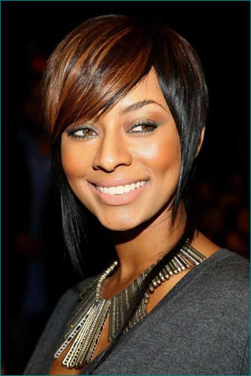 16.Short Haircut for Black Women 2016