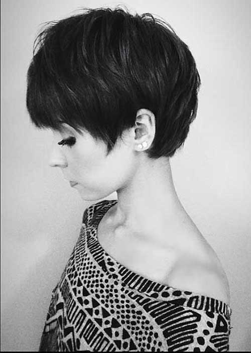 Short Haircuts for Women 2016-16