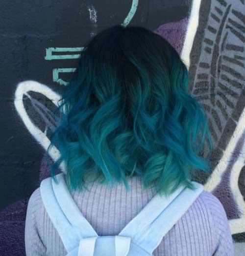 Short Wavy Hairstyles-16