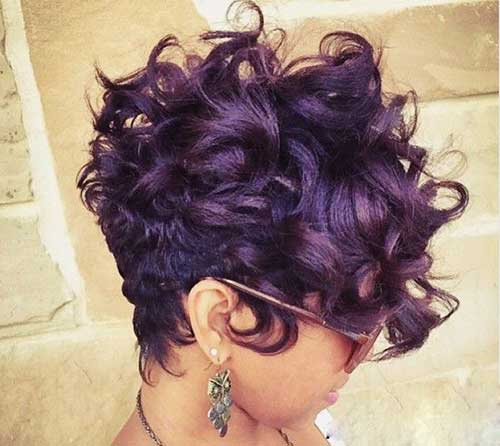 Black Women Short Hairstyles 2015-17