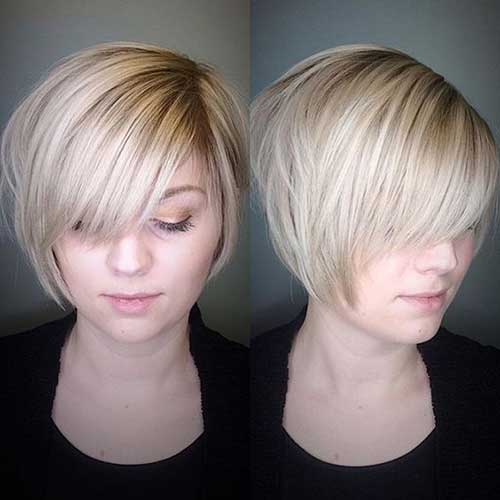 Blonde Short Hairstyles-17