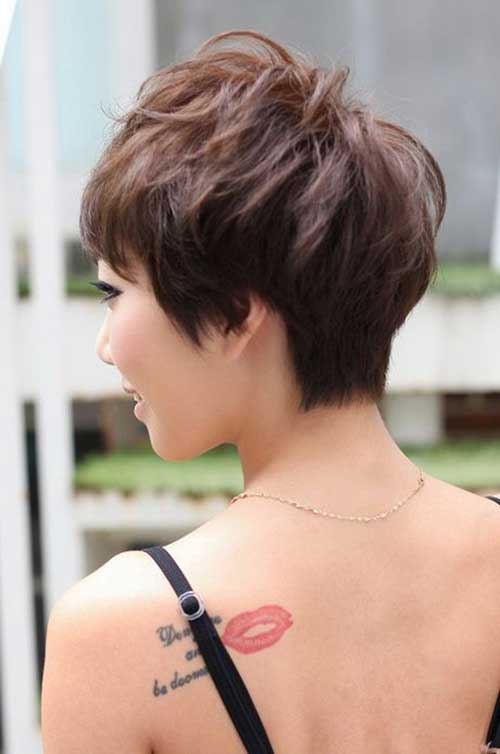 Pixie Haircut Back View-17