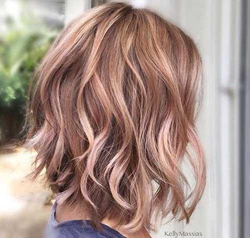 Wavy Short Hairstyles-17
