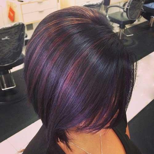 Hair Color for Short Hair-18