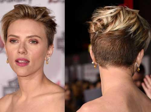 Short Hair Style 2015-18
