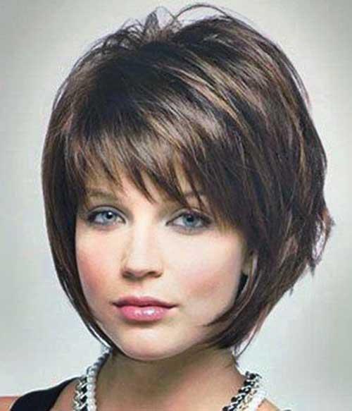 18.Short Haircut for Women Over 50