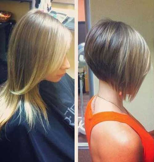 Trendy Short Haircuts 2015-18