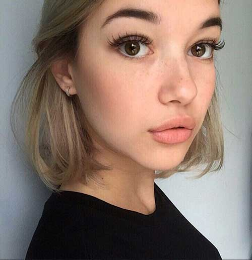 Short Hair Women-19