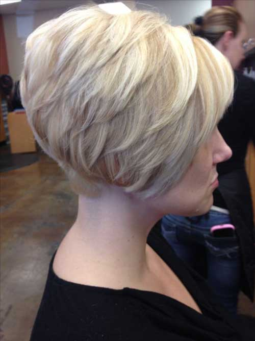 Layered Style Short Haircuts You Will Love Short Hairstyles Haircuts 2019 2020