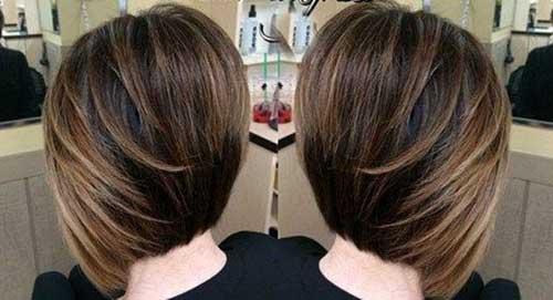 Brown Short Haircuts-20