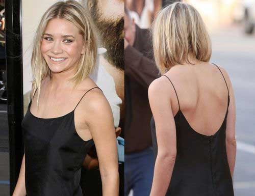 20.Celebrities with Short Hairstyle