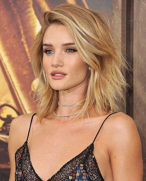 20.Celebrity Short Hair