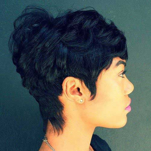 20 Pixie Hairstyles For Black Women Short Hairstyles
