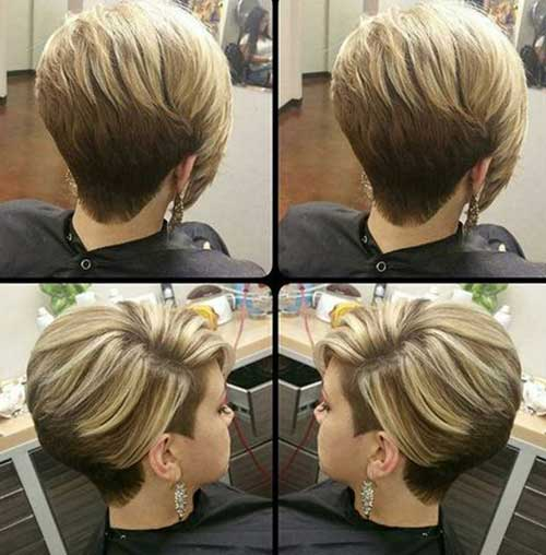 Short Haircuts for Women 2016-20