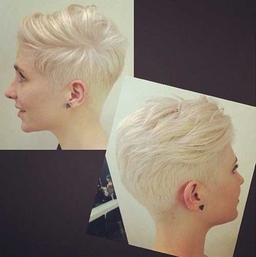 Trendy Short Haircuts 2015-20