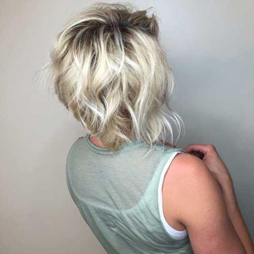 Wavy Short Hairstyles-20