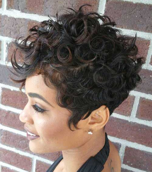 Pixie Hairstyles for Black Women-22