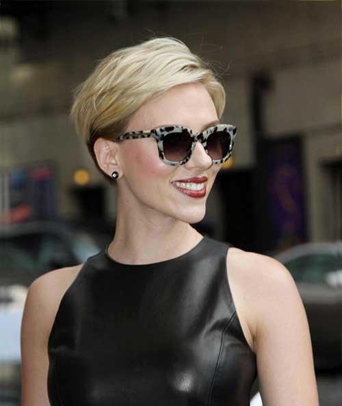 Celebrity Short Hair 2015-23