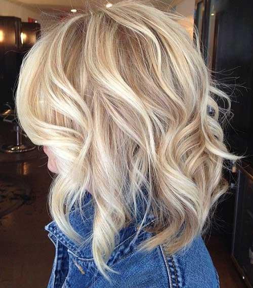 23.Hair Color Short Hair