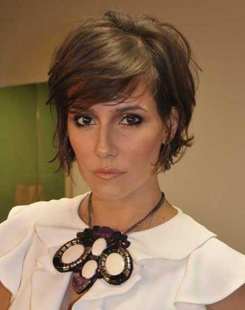 23.Short Haircut for Women 2016