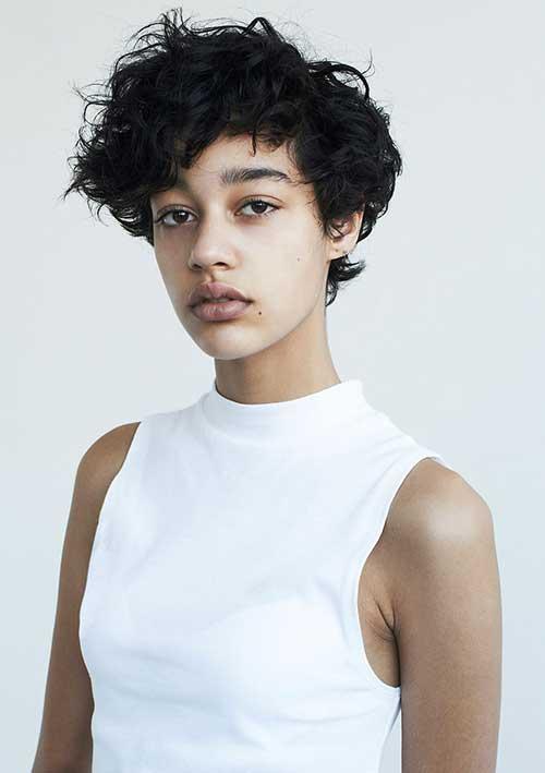 24.Best Short Hair Women