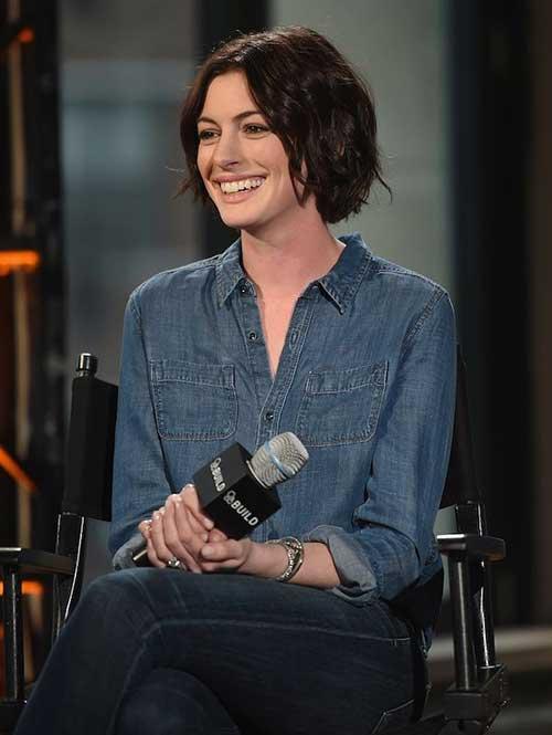 Celebrity Short Hair 2015-24