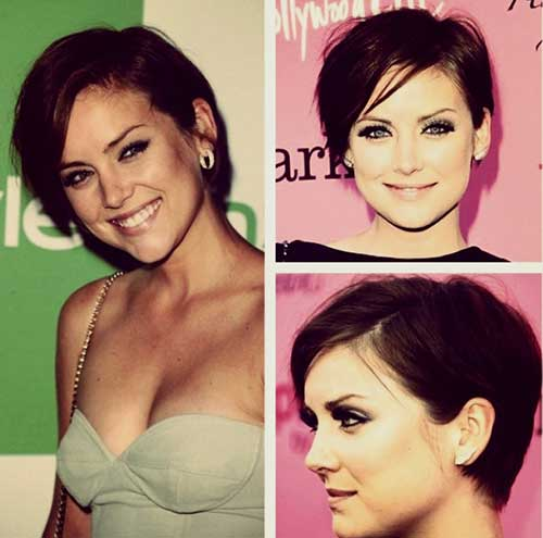 Short Brunette Haircuts 2015-24