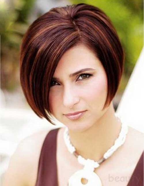 Hair Color for Short Hair-25