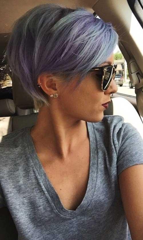26.Short Hair 2015