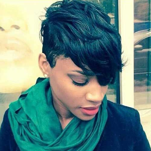 Black Women Short Hairstyles 2015-27