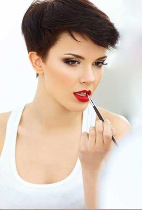 27.Short Haircut for Women 2016