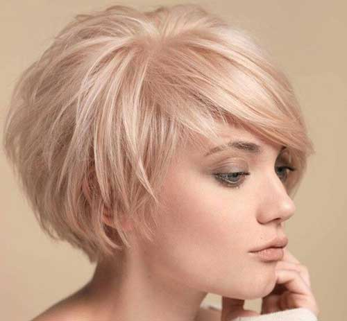 Hair Color for Short Hair-30