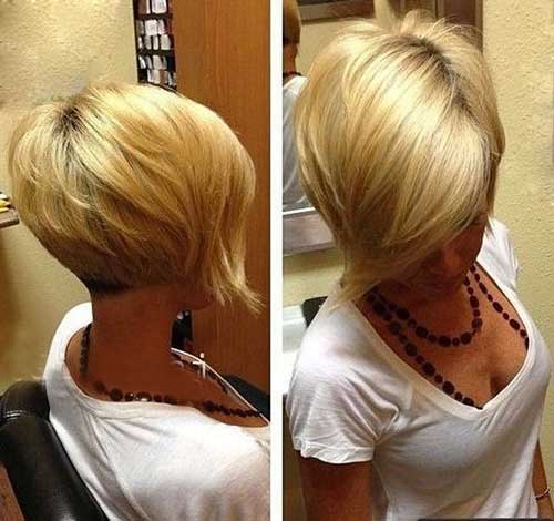 30.Short Haircut for Women 2016