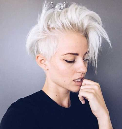 Hair Color for Short Hair-31