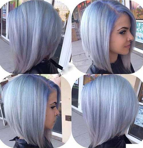 Hair Color for Short Hair-32