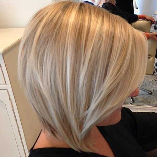 Hair Color for Short Hair-34