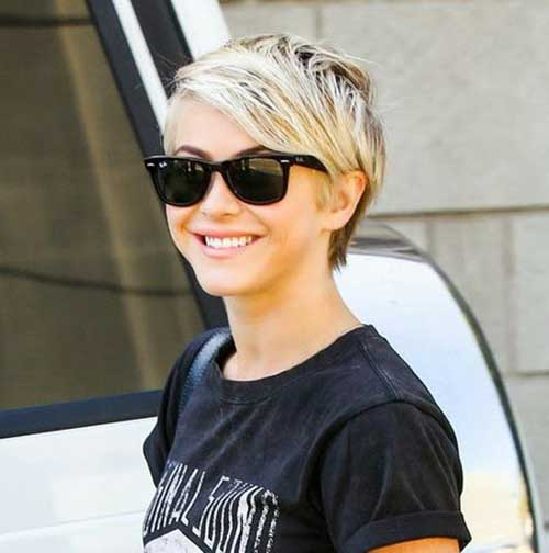 Remarkable 20 Celebrity With Short Hair Short Hairstyles Haircuts 2015 Short Hairstyles For Black Women Fulllsitofus