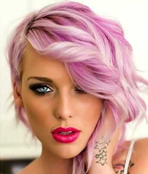 hair color styles short hair 35 new hair color for hair hairstyles 1364 | 6.Hair Color Short Hair