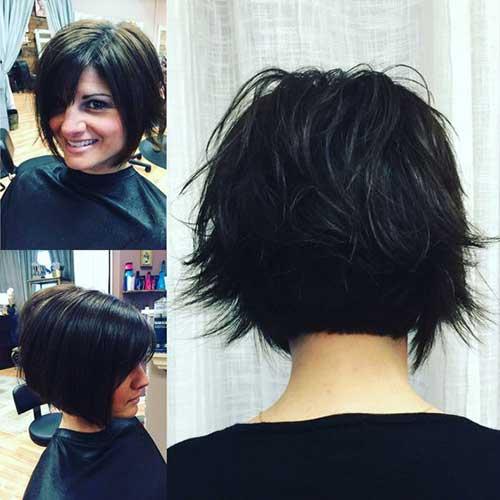 Short Haircuts with Bangs-6