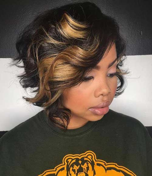 Black Ladies Short Hairstyles-7